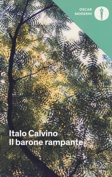 Italian book. Il barone rampante.
