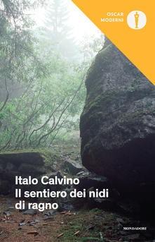 Italian book. Il sentiero dei nidi di ragno.