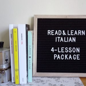 Four-lesson package