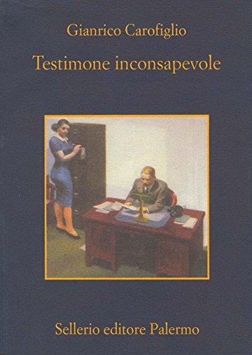 Italian books for upper-intermediate students (B2) testimone inconsapevole