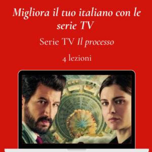 4 lezioni - Serie TV Il processo
