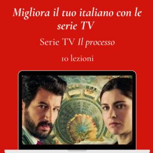 Dieci lezioni - Serie TV Il processo